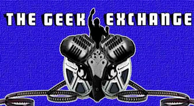The Geek Exchange Logo