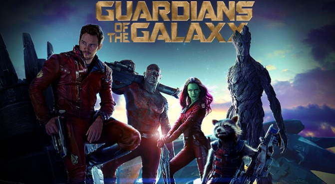 Guardians of the Galaxy: Easter Eggs & Cameos